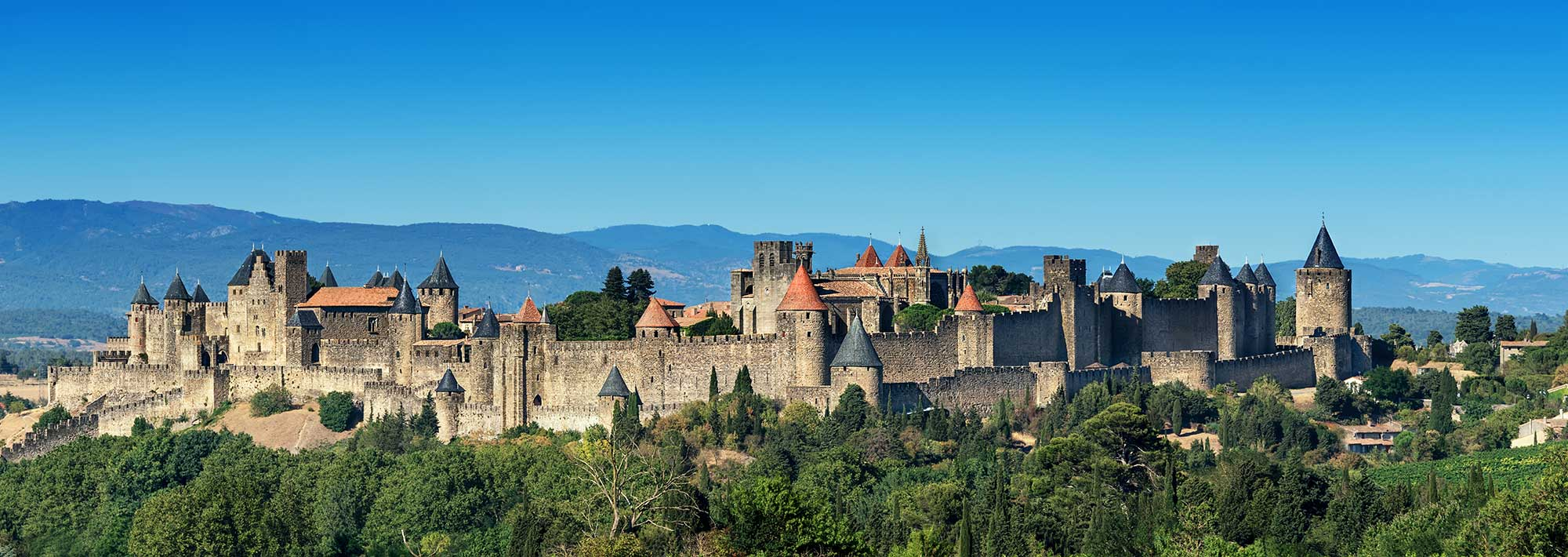 Carcassonne France - The Old City | jhtravel.orf