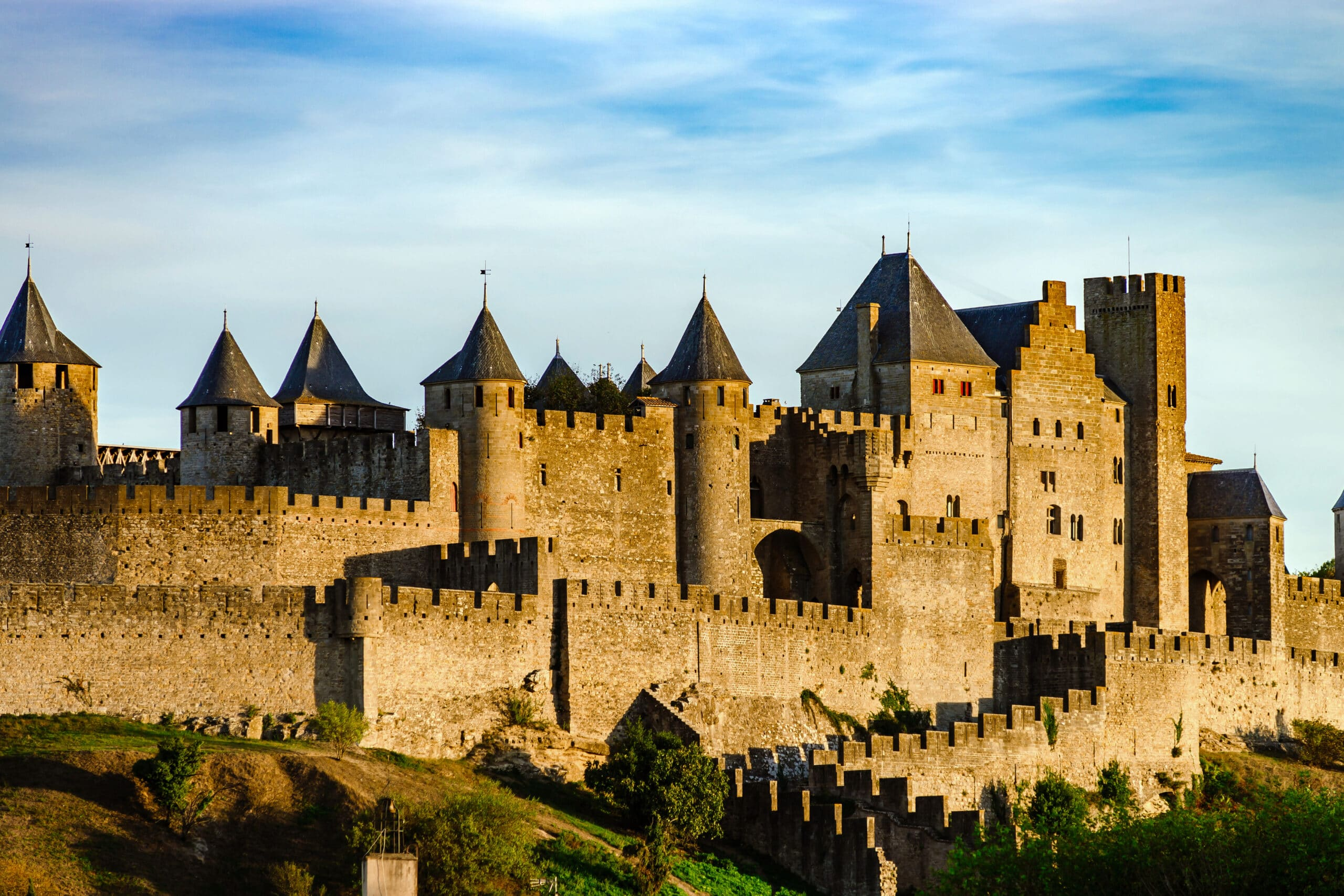 Carcassonne medieval fortress | jhtravel.org