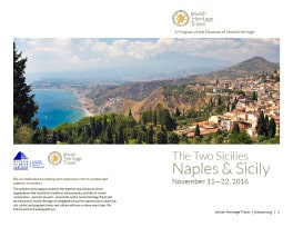 JHT-Two-Sicilies-Trip Info-front page
