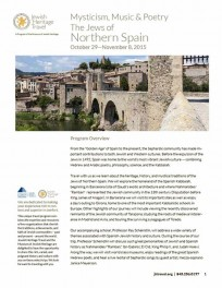 Jewish Heritage Travel - Northern Spain
