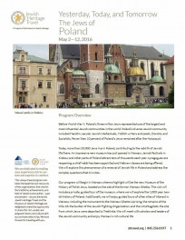 Jewish Heritage Travel - Poland