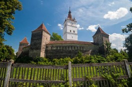 Jewish Heritage Travel, Prejmer Fortified Church