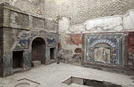 Ruins of Herculaneum | Jewish Heritage Travel