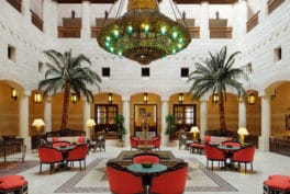 The Movenpick Resort Petra Lobby
