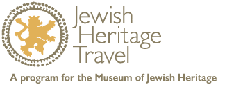 Jewish Heritage Travel A program of the Museum of Jewish Heritage | jhtravel.org